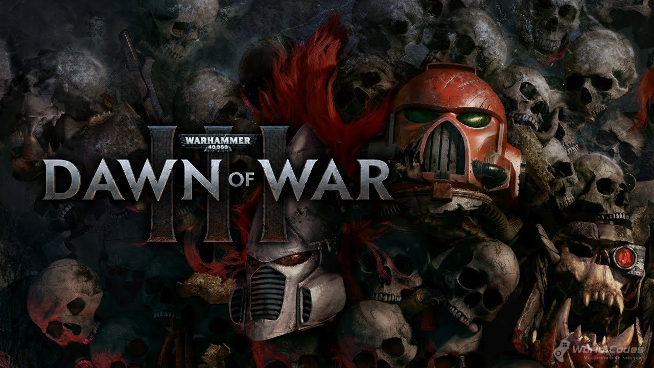 Warhammer 40.000: Dawn of War 3 - Таблица Cheat Engine