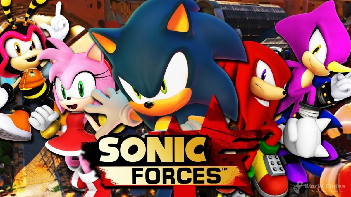 Sonic Forces / Project Sonic